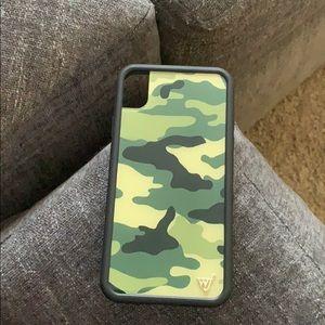 Wildflower iPhone XR case